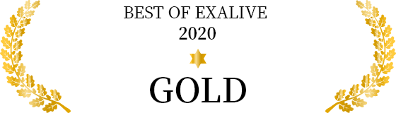 BEST OF EXALIVE 2020 GOLD